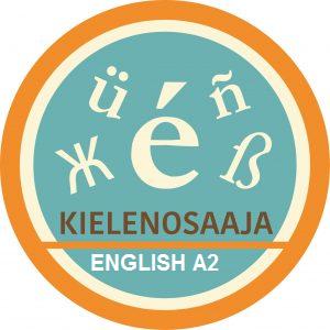 Kielenosaaja - English A2