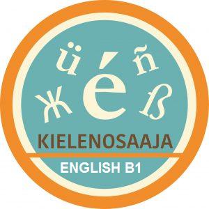 Kielenosaaja - English B1