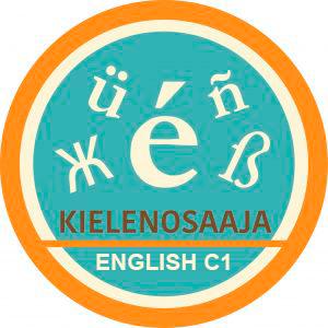 Kielenosaaja - English C1