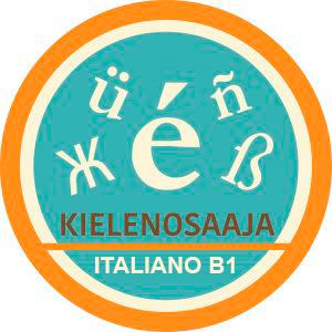 Kielenosaaja - Italiano B1