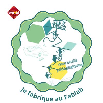 Je fabrique mes outils pédagogiques en Fablab