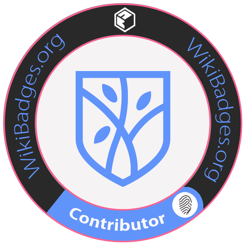 Wikibadges.org Contributor
