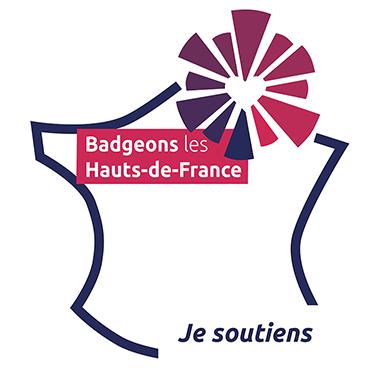 Je Soutiens Badgeons Les Hauts-de-france