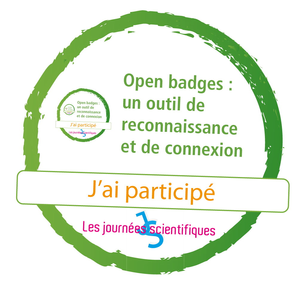 Journée Scientifique - Open Badges