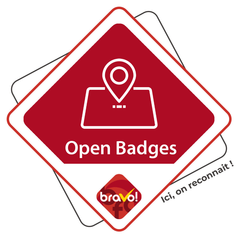 On badge en Bourgogne Franche-Comté