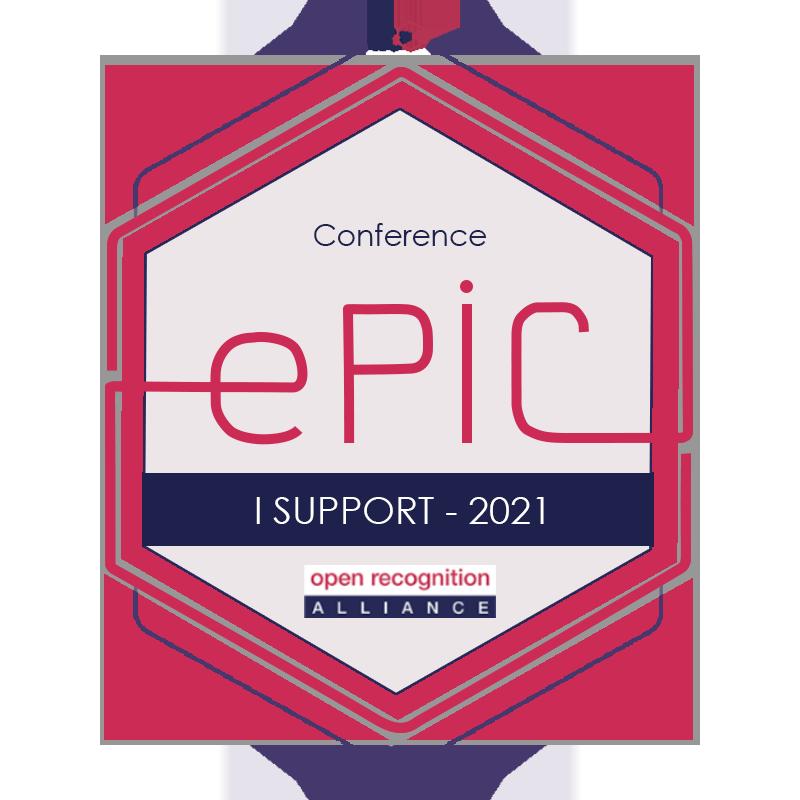 I support ePIC 2021